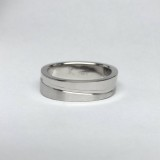 Double Wedge Ring