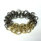 Renaissance Chain Mail Bracelet