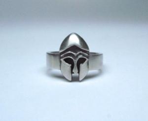 Molon Labe Ring