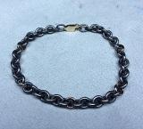 Black Patina Bracelet